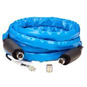 Tuyau chauffant pour eau potable Camco, 25',  plastique, bleu