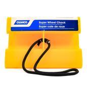 Cale de roue Super Camco(MD), plastique, jaune