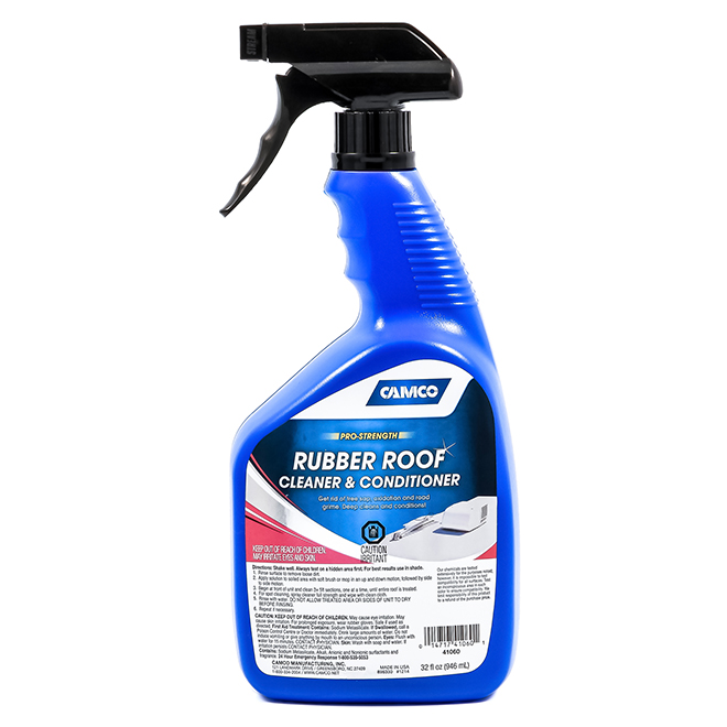 Camco(R) Cleaner and Conditioner for RV Roof - 32 oz