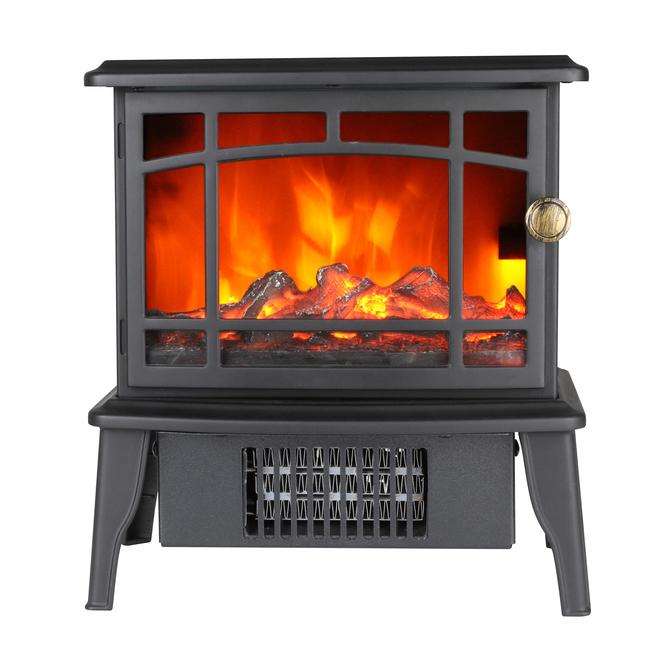 Konwin Electric Stove - 500 W - Black