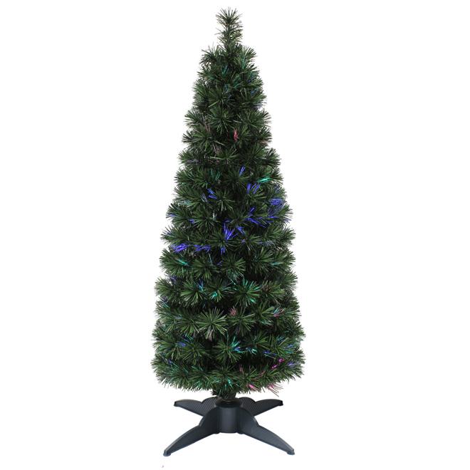 Fibre Optique Arbre de Noël différents effets de Noël pré éclairé Accueil Décorations Lumières