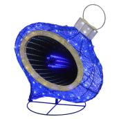 Holiday Living Lighted Ornament with 167 LED Lights - 20.5-in - Blue