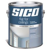 Sico - Matte Paint For Ceiling - 3.78 L - Super White
