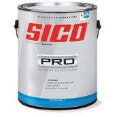 Sico Pro Interior Paint - Latex - 3.78 L - Eggshell -  White