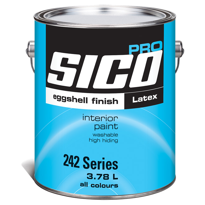 Sico - Interior Paint Base - Latex - 3.7 L - Base 1