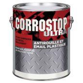 Peinture antirouille Corrostop Ultra de Sico pour intérieur/extérieur, 3,78 l, blanc naturel