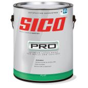 Sico - Interior Paint For Ceiling/Wall - Latex - 3.78 L - Flat White