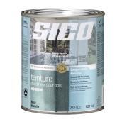 Teinture d'extérieur pour bois Sico, opaque, base blanche, 927 ml