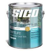 Base à teinter opaque pour bois Sico, extérieur, 3,5 l