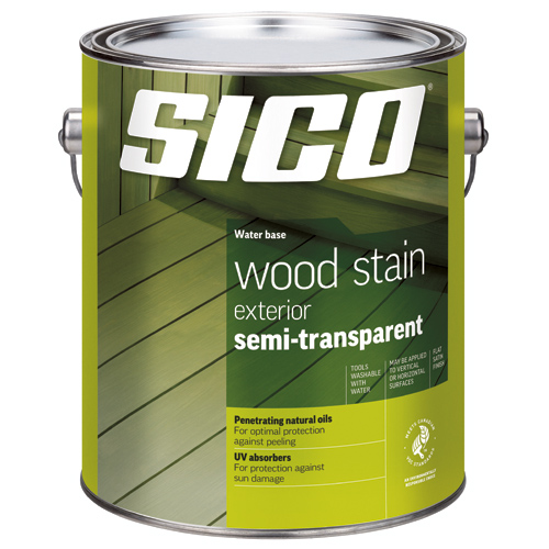 Stain - Exterior Latex Stain