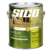 Base à teinter semi-transparente pour bois Sico, 3,6 l