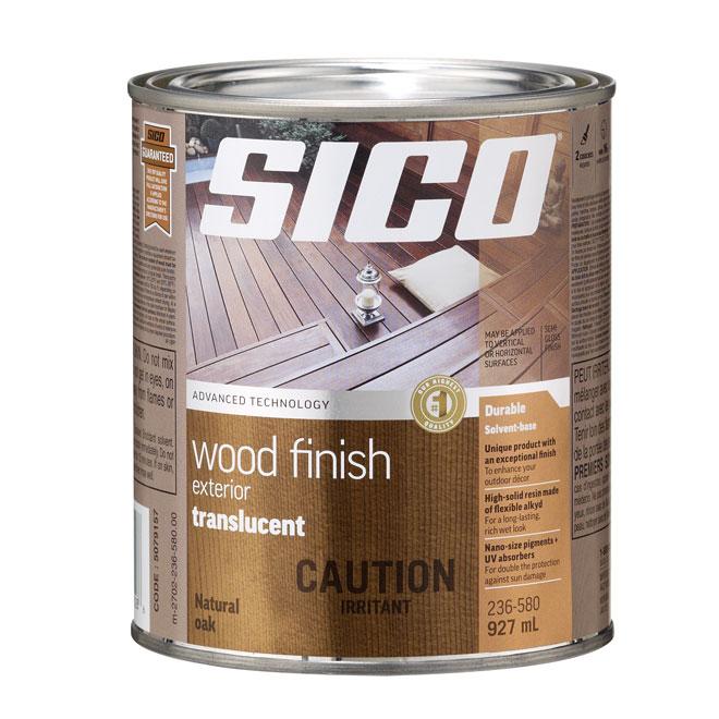 Paint - Exterior Wood Finish