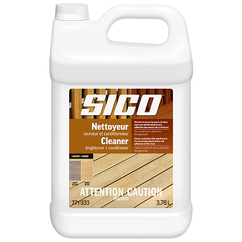 Cleaner and Conditonner for Wood