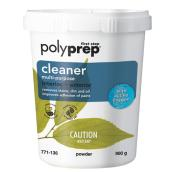 Multi-purpose cleaner with active oxygen