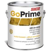 Sico GoPrime Primer Sealer - Alkyde Latex - 3.78 L - White