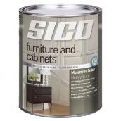 Sico Interior Paint - Furniture and Cabinets - 946 ml - Melamine Finish - Pure White