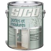 Sico Interior Paint for Doors and Trim - Latex - Base 1 - 3.78 L - Pearl
