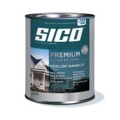 Sico Exterior Latex Paint and Primer - Satin Finish - 946-ml - Base 1