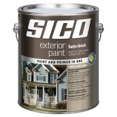 Sico Latex Paint and Primer - Medium Base - 3.78 L