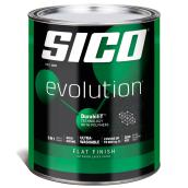 Sico Evolution 2-in-1 Paint Base and Primer - Latex - Base 1 - 946 ml - Flat
