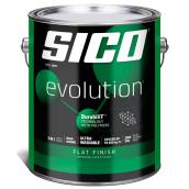 Sico Evolution Paint Base and Primer - Latex - Base 1 - 3.78 L - Flat