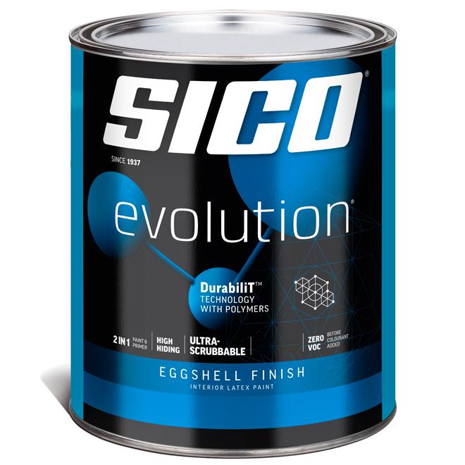 Sico Paint Base & Primer - Base 1 - 946 ml - Eggshell