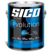 Base de peinture et apprêt Sico, base 5, 3,78 l, velouté