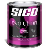 Sico Paint and Primer - 946 ml - Pure White - Pearl