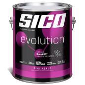 Peinture et apprêt Sico Evolution, base 1, 3,78 l, perle