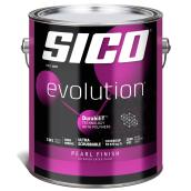 Sico Evolution Paint and Primer - Base 2 - 3.78 L - Pearl