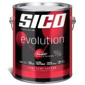 Base de peinture et apprêt Sico Evolution, base 1, 3,78 l, semi-lustré