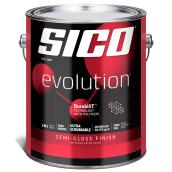 Sico Evolution Paint and Primer - Base 2 - 3.78 L - Semi-Gloss