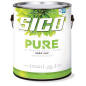 Sico Pure Interior Self-Priming Paint - 3.78 L - White - Flat