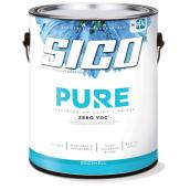 Sico Pure Self-Priming Paint - 3.78 L - White - Eggshell