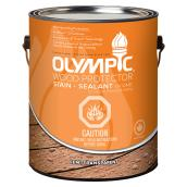 Olympic Semi-Transparent Wood Stain - 3.78 L - Neutral Base