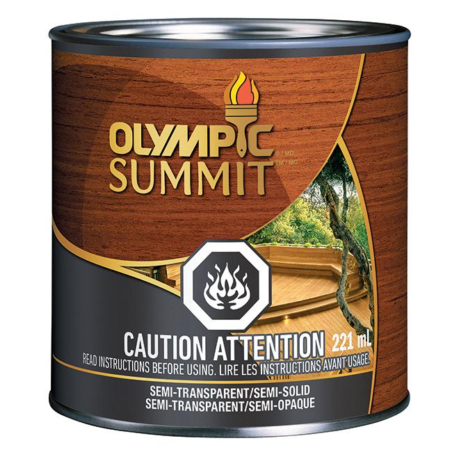 Teinture et scellant pour bois Summit, 236 ml, base 2