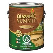 Summit Woodland Oil - 3.78 L - Natural