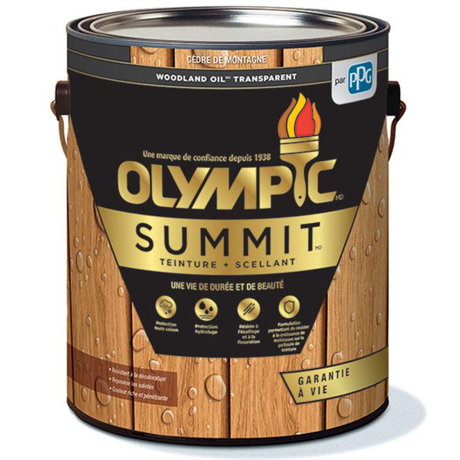 Summit  Woodland Oil - 3.78L - Cedar