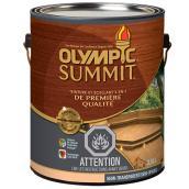 Teinture et scellant pour bois Summit, 3,78 l, base brun