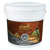 Summit Advanced Stain And Sealant - 11.36 L - Brown Base