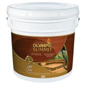Teinture et scellant d'extérieur pour bois Olympic Summit, opaque, base 2, 11,36 l