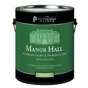 Exterior Latex Paint/Primer - Pastel Base- Eggshell - 3.78 L