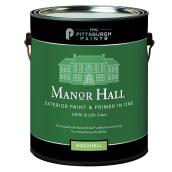 Exterior Latex  Paint/Primer -Midtone Base- Eggshell - 946ml