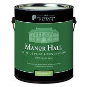 Exterior Latex Paint/Primer -Deeptone Base- Eggshell -946 ml