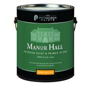 Exterior Latex Paint/Primer-Super White -Semi-Gloss - 3.78L