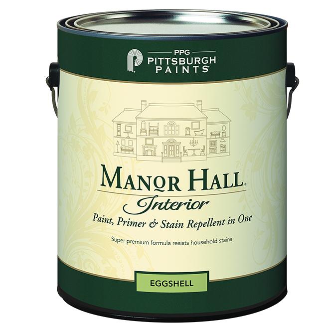Paint, Primer & Stain Repellent-Bright Base -Eggshell- 946ml