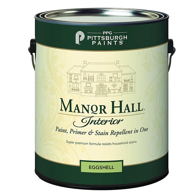 Paint, Primer & Stain Repellent-Midtone Base-Eggshell- 946ml