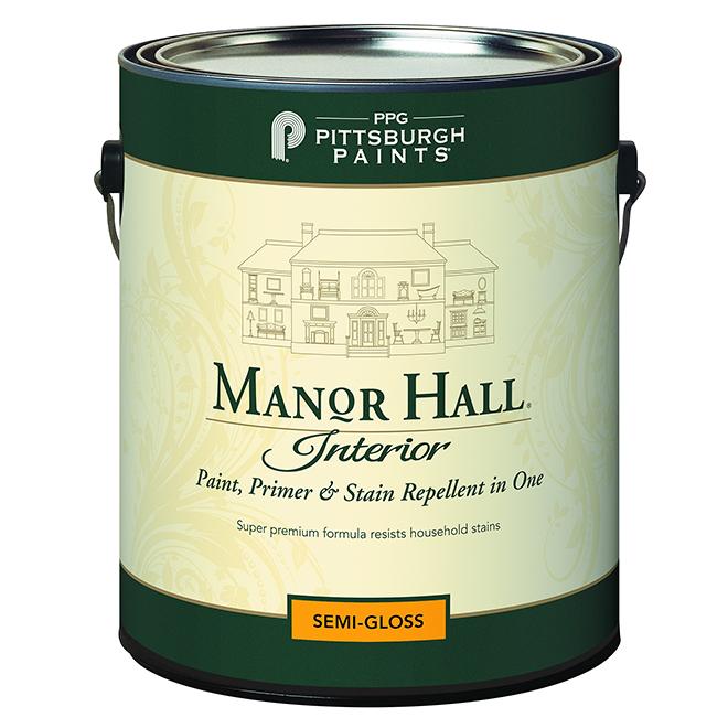Paint/Primer- Deeptone Base - Semi-Gloss - 946 ml