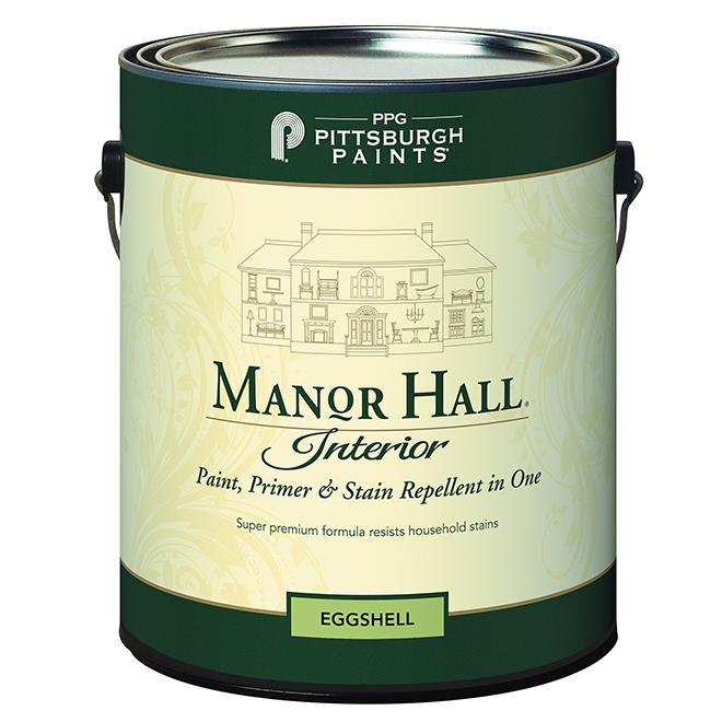 Paint/ Primer - Deeptone Base - Eggshell - 946 ml