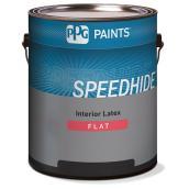 Peinture au latex, base pastel, mat, 3,78 l